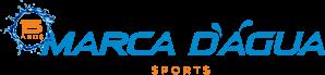 Marca Dagua Sports Logo